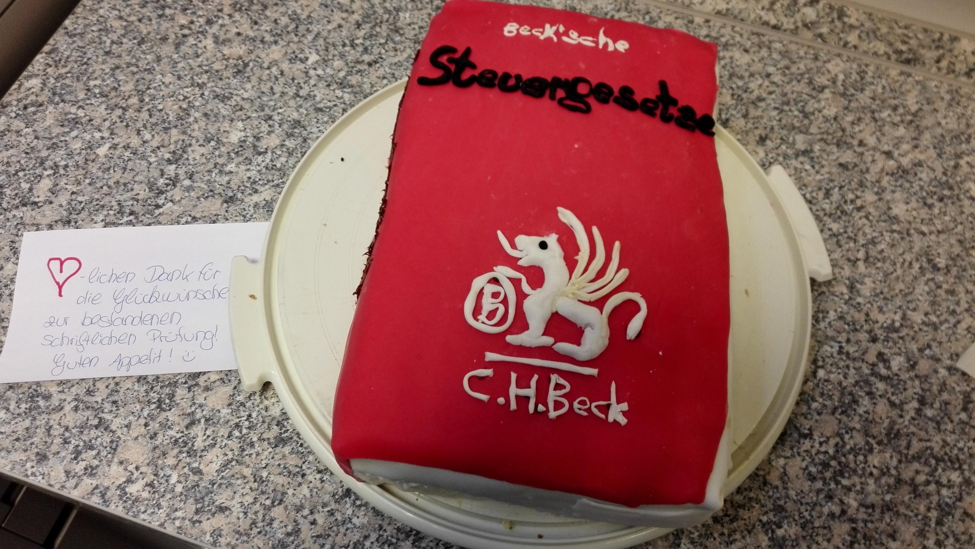 Kuchen Fur Kollegen Nwb Campus Blog Der Blog Zur